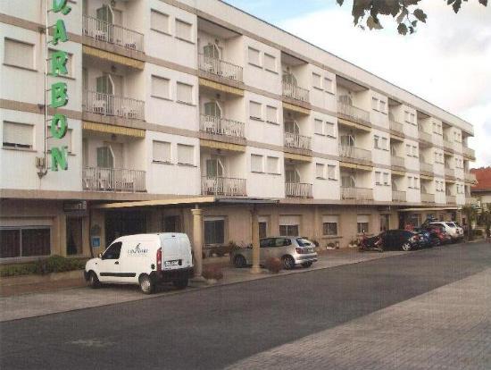 Photo of Hotel Con D 'Arbon Sanxenxo