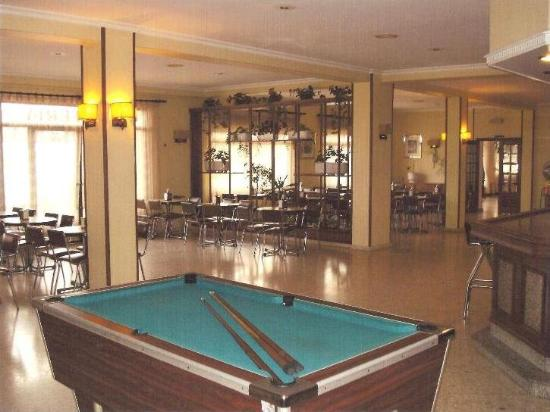 Hotel Con D 'Arbon: Bar/Lounge
