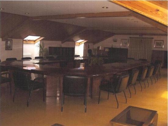 Hotel Con D 'Arbon: MEETINGROOM