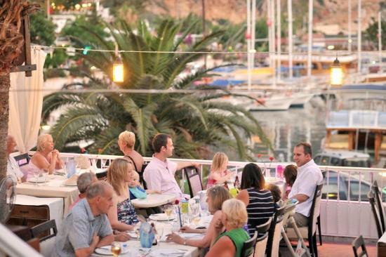 Kappari Restaurant: Terrace Restaurant
