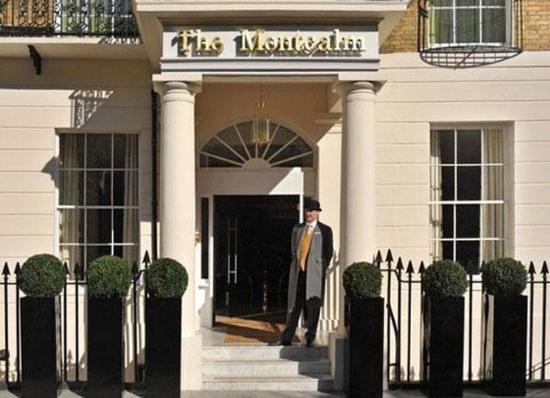 倫敦蒙特卡姆尼克酒店