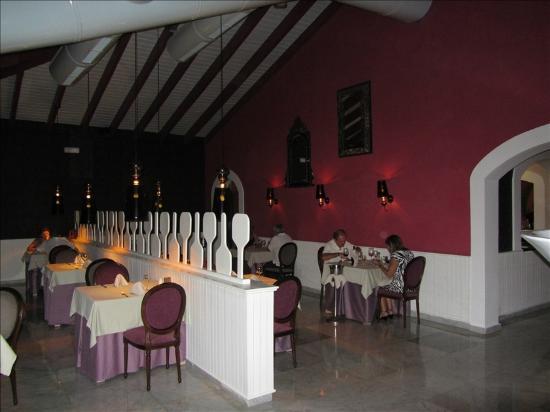 Grand Palladium Punta Cana Resort & Spa: Ala Carte