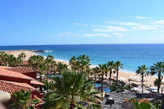 Sheraton Grand Los Cabos Hacienda del Mar: view from room
