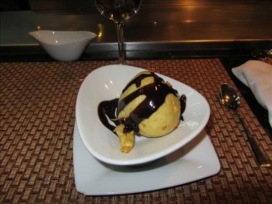Grand Palladium Punta Cana Resort & Spa: Deep Fried Ice Cream...YUM