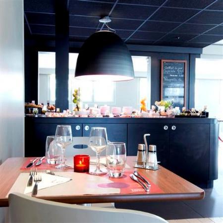 Campanile Dreux: Restaurant