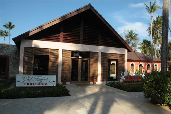 Grand Palladium Punta Cana Resort & Spa: Steakhouse and Italian
