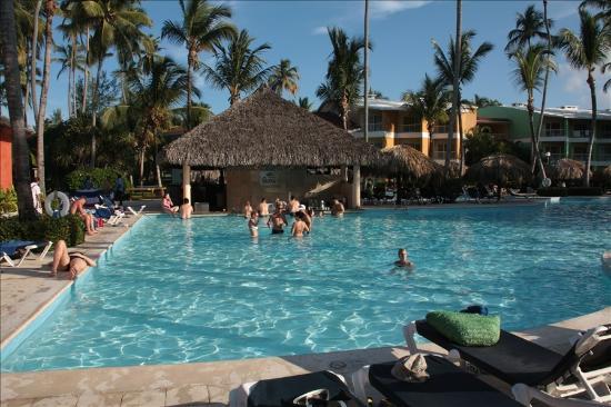 Grand Palladium Punta Cana Resort & Spa: Pool