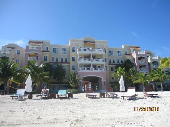 Blue Haven Resort: Leeward