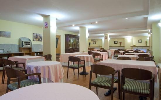 Hotel Castelao: Restaurant