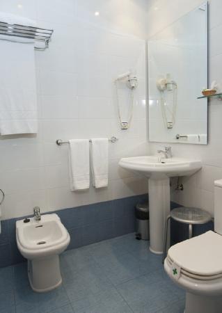 Hotel Castelao: Bathroom