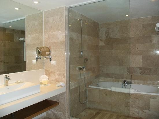 พริวิเลจอลูซ: Bathroom
