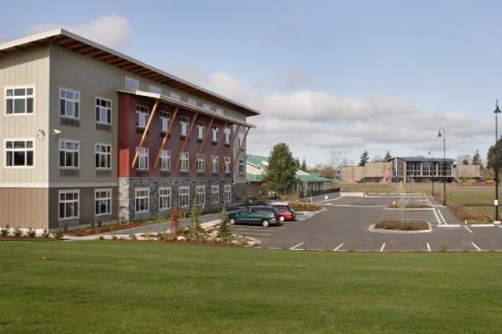 Prairie Hotel: Exteriorall
