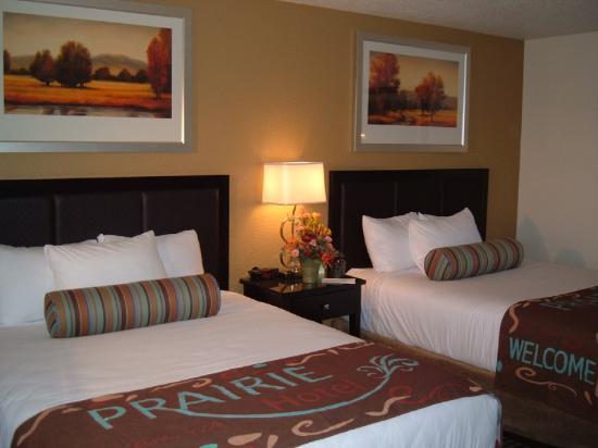 Prairie Hotel: Queen