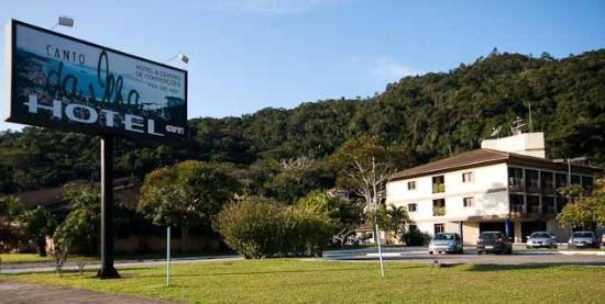 Canto Da Ilha Hotel: Exterior