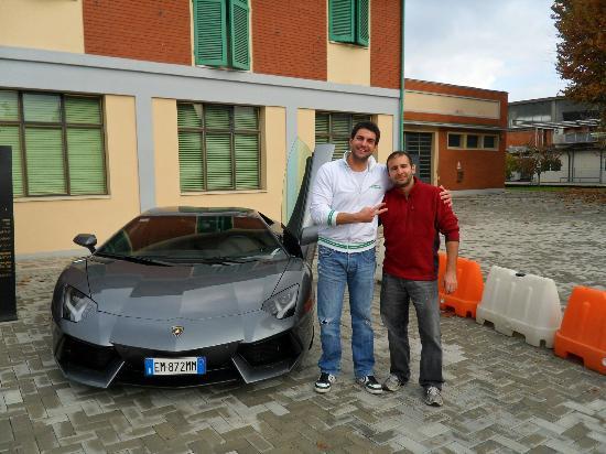 My Motorland: Lamborghini Aventador Test Drive