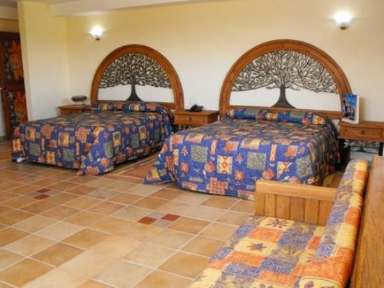 Los Arcos Hotel and Spa: Double Room