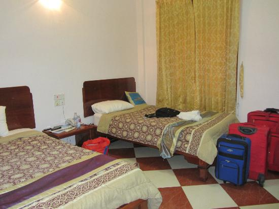 Nawin Guesthouse: Beds