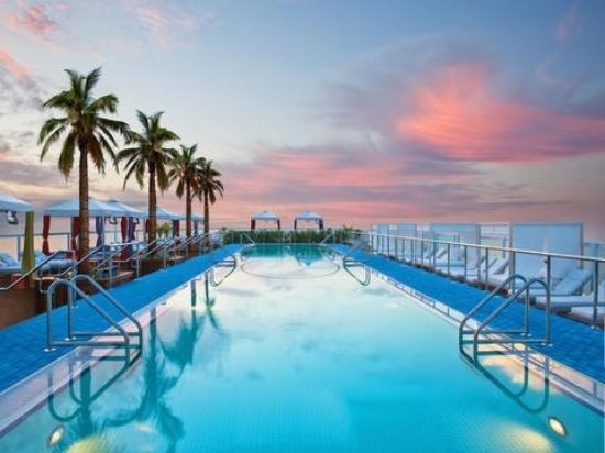 Newport Beach Hotel And Suites Miami