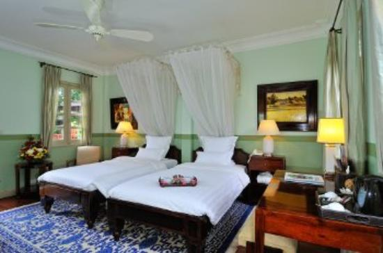 Villa Maly Boutique Hotel: Superior Twin
