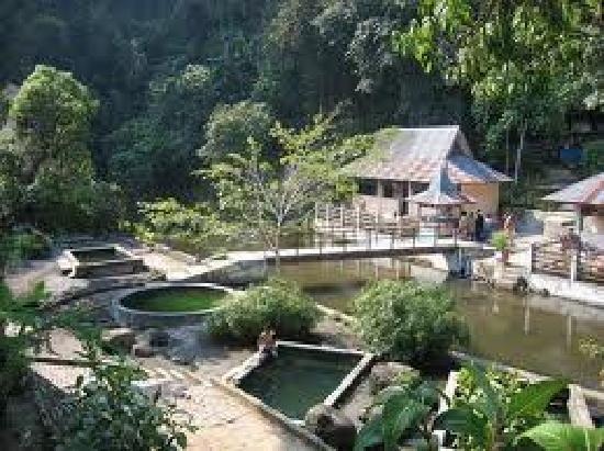 Curup, Indonesia: suban