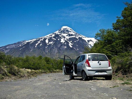Aguaventura Expediciones Day Tours: rented a car through Aguaventura