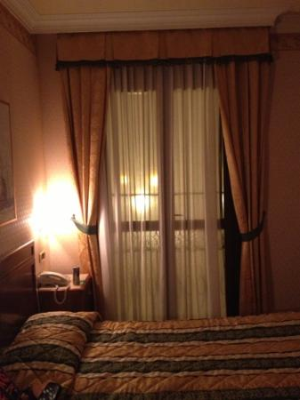 Hotel Panorama: my lovely room...