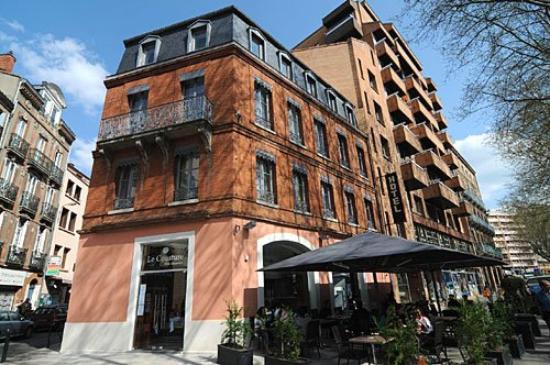 Le Cousture Hotel : Facade