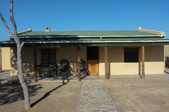 Tankwa Karoo National Park: Paulshoek cottage