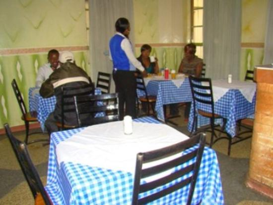 Nairobi Pacific Hotel: Interior