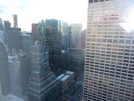 Waldorf Astoria New York: View from Room