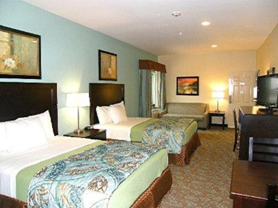 Grand Inn & Suites : Room