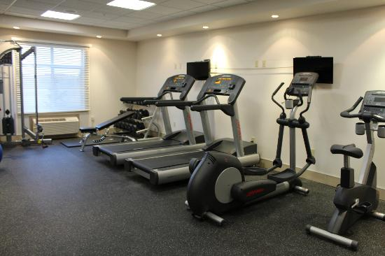 Stars Inn and Suites : fitness room