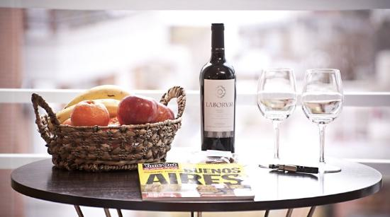 Palermo Place by P Hotels: Wine