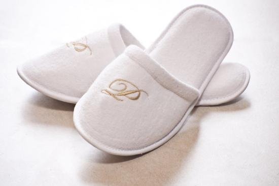 Palermo Place by P Hotels: Slippers