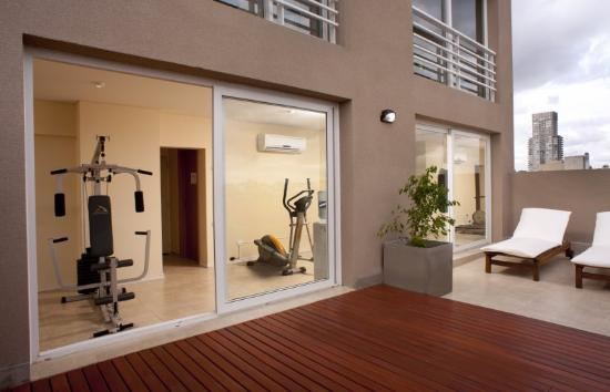 Palermo Place by P Hotels: Gym