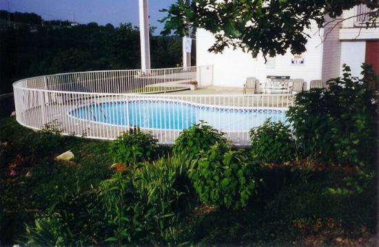 Rosebud Inn: Pool