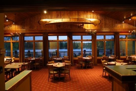 "Ruttger's Bay Lake Lodge: Zig""s Restaurant and Bar"