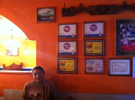 Hacienda Real: Best of summit award