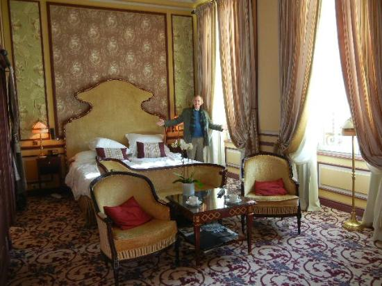 InterContinental Bordeaux Le Grand Hotel: Junior Suite
