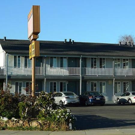 budget inn motel prices hotel reviews santa cruz ca. Black Bedroom Furniture Sets. Home Design Ideas