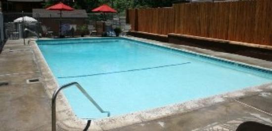 Sleepy Hollow Cabins and Hotel : Pool