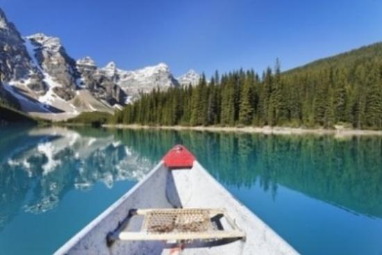 Moraine Lake Lodge: JYMORAMLL