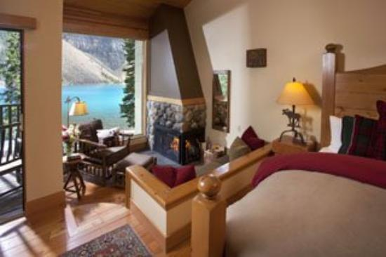 Moraine Lake Lodge: Kingsml