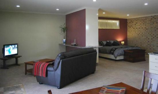 Milawa Muscat Retreat: Room View