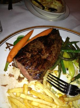 Arroyo Chop House: My N Y Steak