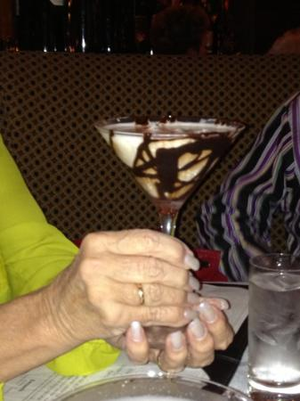Arroyo Chop House: The Chocolate Martini