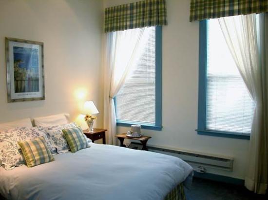 San Anselmo Inn: Guest Room
