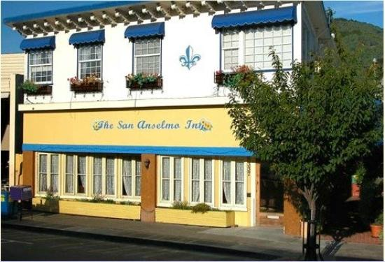 SAN ANSELMO INN - BED AND BREAKFAST