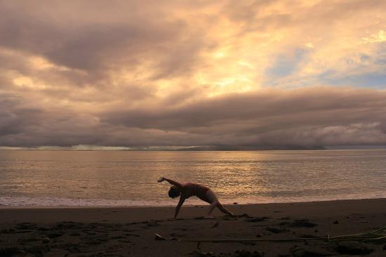 Blue Osa Yoga Retreat and Spa: Sunrise