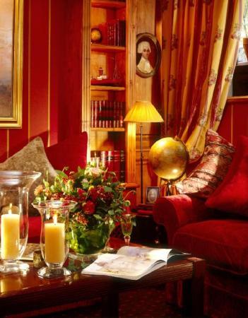 Hotel Britannique: Lounge